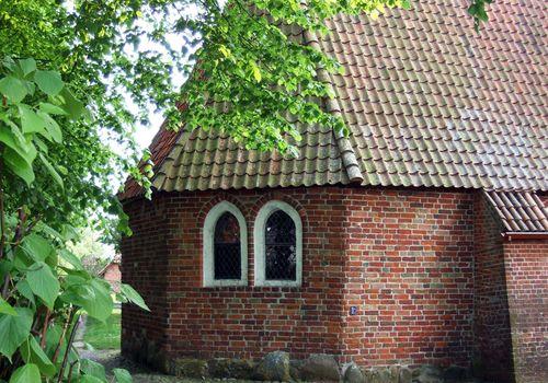 St. Jürgen Kapelle Burg auf Fehmarn