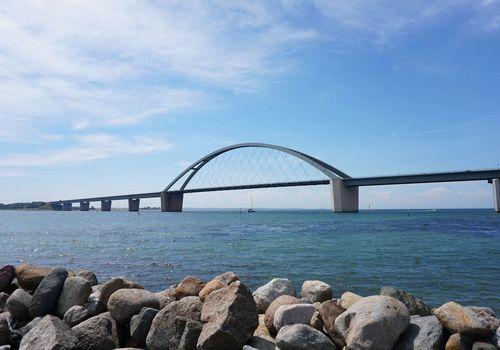 Fehmarnsundbrücke Fehmarn