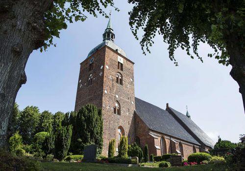 St. Nikolai Kirche Burg auf Fehmarn
